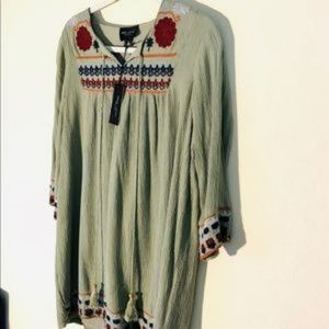 Urban Outfitters Ecote tunic dress NEW